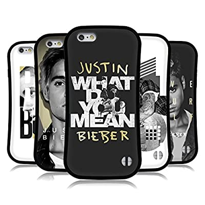 Official Justin Bieber Purpose B&W Hybrid Case for Apple iPhone 6 / 6s