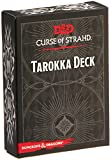 Book cover from Dungeons & Dragons: Curse of Strahd Tarokka Deck