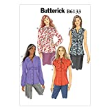 Butterick Patterns B6133 Misses' Blouse Sewing