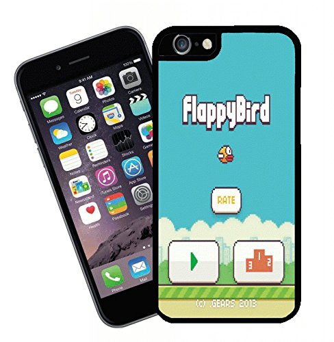 Flappy Bird Game App, funny - This cover will fit Apple model iPhone 7 (not 7 plus) - By Eclipse Gift Ideas