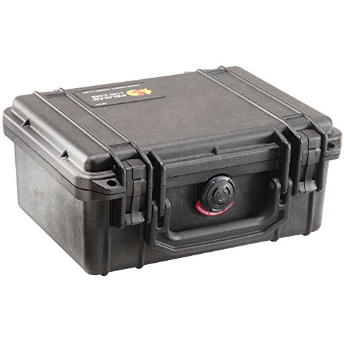 - Pelican 1150 Camera Case With Foam (Black)