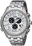 Citizen Men's BL5400 52A Eco Drive Stainless Steel Sport Watch (Small Image)