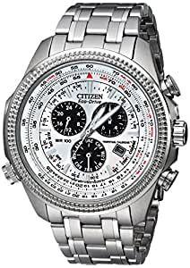 citizen men 39 s eco drive chronograph watch with. Black Bedroom Furniture Sets. Home Design Ideas