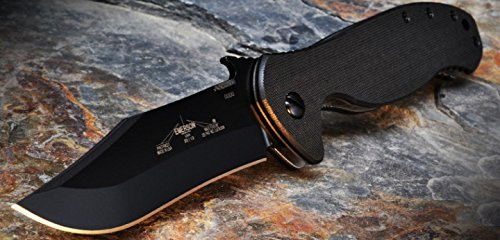 Emerson Patriot BT with Plain Black Blade (Emerson Patriot Knives compare prices)