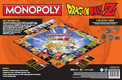51bFvClh1zL - Dragon Ball Z Monopoly