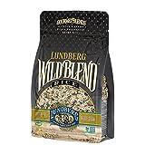 Lundberg Family Farms Nutra-Farmed Gourmet Rice Blends - Wild Rice Blend (6x454g)