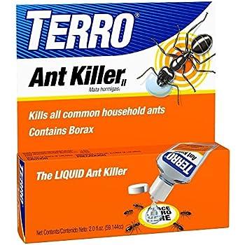 Amazon.com: Terro para matar insectos.: Jardín y Exteriores