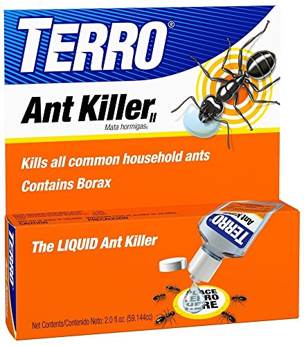 TERRO 2 oz Liquid Ant Killer ll T200(2Pack)