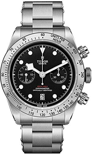 Tudor Heritage Black Bay Chrono 41mm Men's Watch 79350-0001