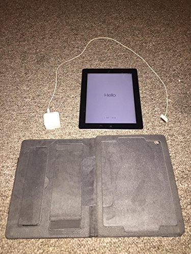 "Apple iPad 2 16GB 9.7"" Touchscreen Wi-Fi Dual Cameras Tablet - Black - MC769LLA"
