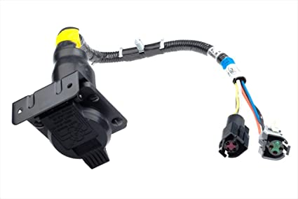 51bFxKYeULL._SX425_ amazon com ford f6tz 13a576 ba kit trailer hitch automotive