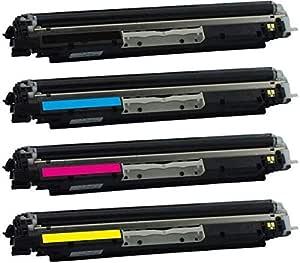 EliveBuyIND® Compatible Laser Toner Cartridge For 201a Cf 400/401/402/403,use For Hp Color Laserjet Pro M252/m252n,laserjet Pro Mfp M277/m277n