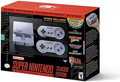 NES Classic & SNES Classic