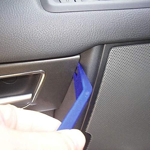 sdfghaWSEfdfghsfgh 11 UNIDS Kits de Extracci/ón de Autom/óviles Auto Interior Herramienta de Reparaci/ón de Paneles de Radio Clip de Puerta Durable Retiro de la moldura de la Ventana Instalar Conjunto
