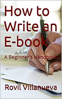 How to start writing a book – A Short Explanation