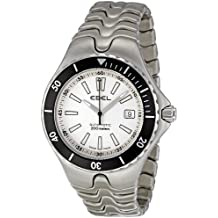 Ebel Men's 1215462 Sportwave Diver White Dial Watch