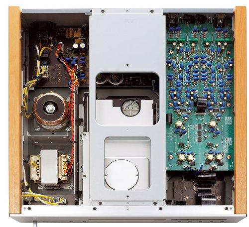 Yamaha CD-S2000 struttura interna