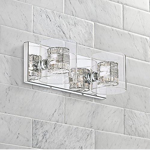 80off Possini Euro Design Wrapped Wire 14 Wide Bathroom Light