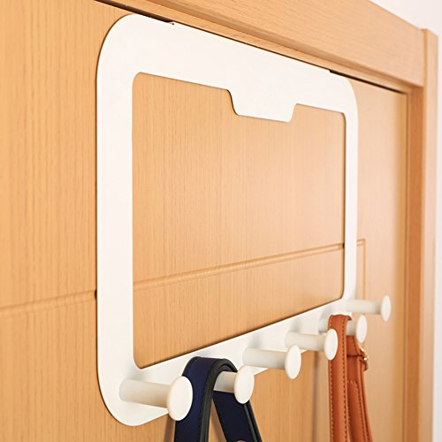 Behind The Door Hook,Hangers Storage Rack Nail-free Door Bac
