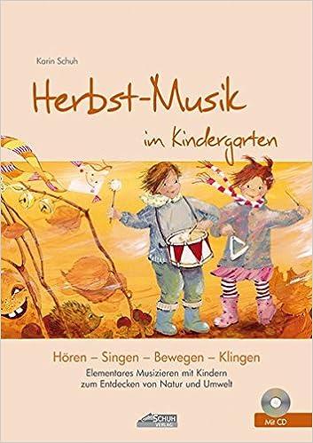 Herbst Musik Im Kindergarten Inkl Cd Elementares