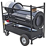 Flagro USA Indirect Heater - 200,000 BTU, Diesel/Kerosene, Model# FVO-200