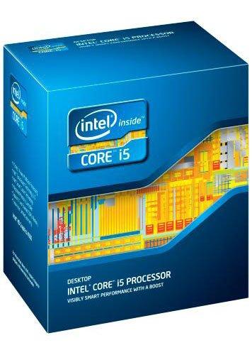 Intel Core i5-3550 image/logo