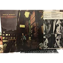 Rise and Fall of Ziggy Stardust and the Spiders from Mars (USA vinyl LP)