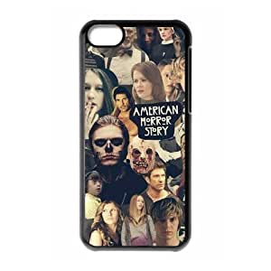LJF phone case DIY Cover Case with Hard Shell Protection for iphone 4/4s case with American Horror Story lxa#914673