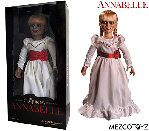 Mezco Conjuring Annabelle Scaled Replica