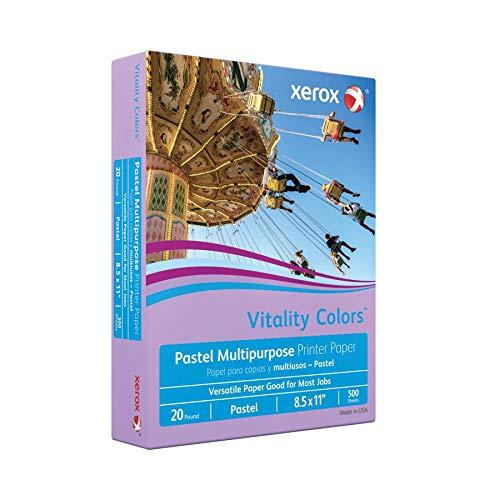 XER3R11059 - Xerox Multipurpose Pastel Colored Paper