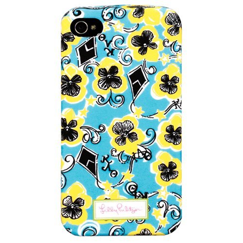 Lilly Pulitzer iPhone 4/4S Cover - Kappa Alpha Theta - Kappa Alpha Theta Lilly Pulitzer