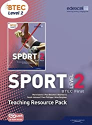 BTEC Level 2 First Sport Teaching Resource Pack (BTEC First Sport)