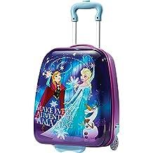 American Tourister 74728 Disney Frozen 18 Inch Upright Hardside Children's Luggage, Frozen