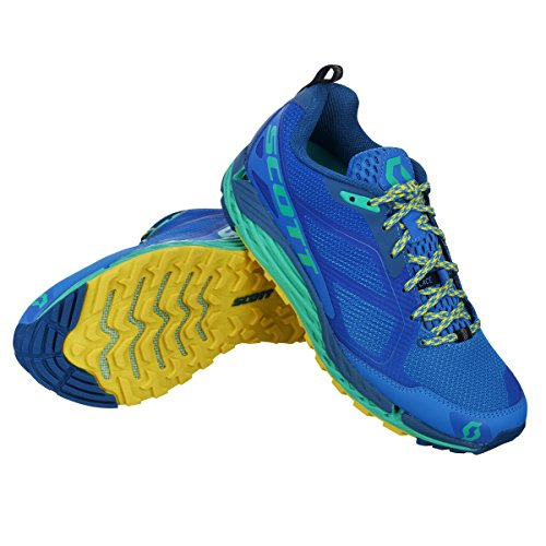 SCOTT Damen Mountain Running Schuhe blau 37 1/2