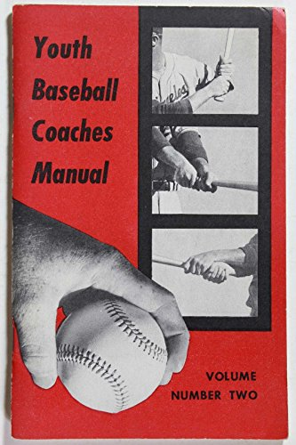 YOUTH BASEBALL COACHES MANUAL, VOLUME NUMBER TWO BATTING AND GRIPS