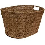 The Lucky Clover Trading Seagrass Storage Basket