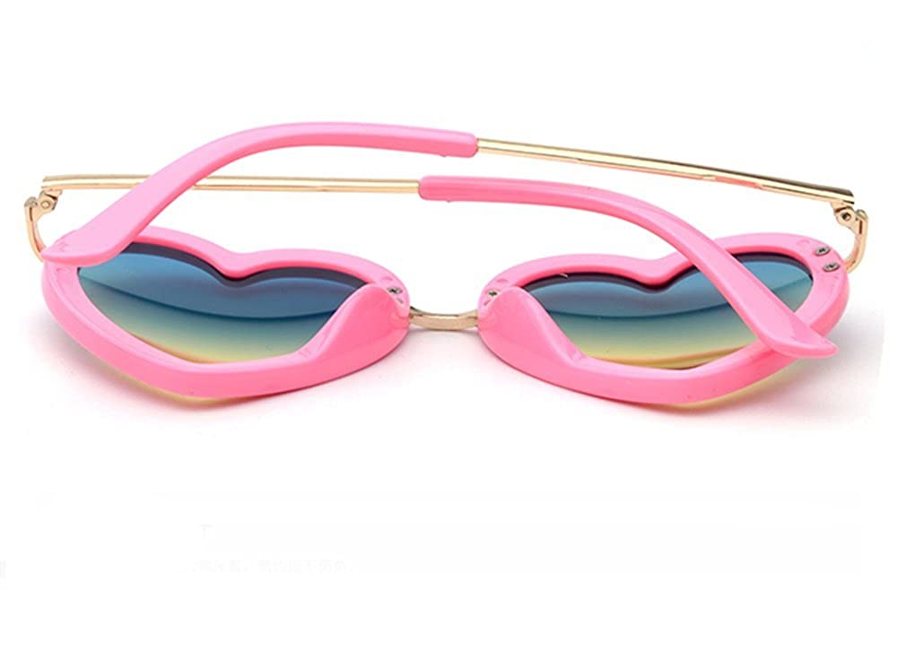 Fafcitvz Kids Polarized Sunglasses UV Protection Party Favors for Girls Age 3-8
