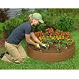 "Easy Gardener- 42"" Round Raised Garden Kit"