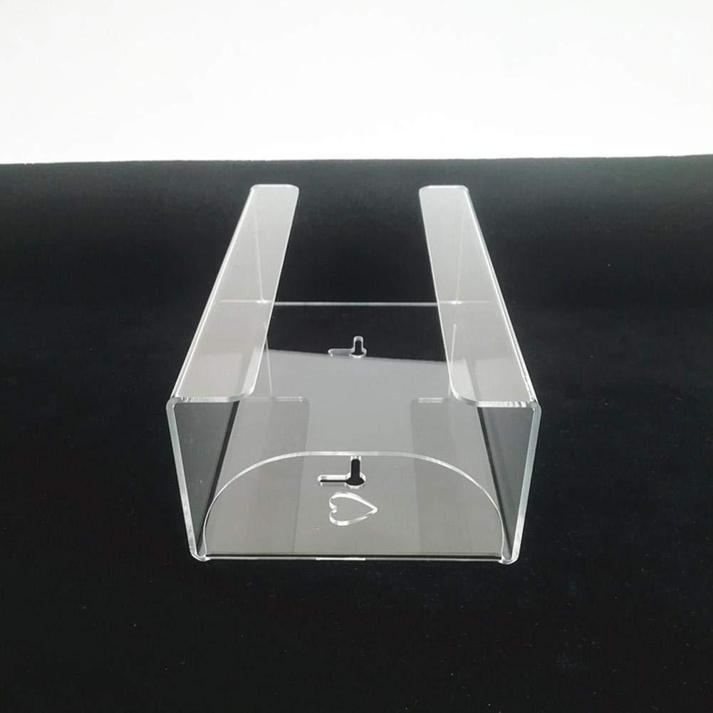 popchilli Soporte De Caja De Pa/ñuelos M/édicos Dispensador De Guantes para Montaje En Pared Caja De Almacenamiento De Pa/ñuelos Grandes Packs De Pa/ñuelos Dispensador Soporte De Caja