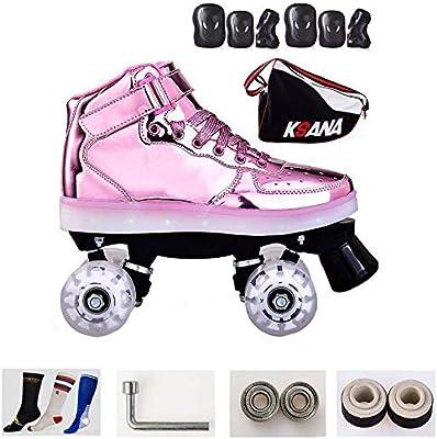 YPYGYB Womens Roller Skates, Inline