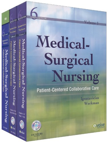 Medical-Surgical Nursing - Two-Volume Text and Clinical Decision Making Study Guide Package: Patient-Centered Collaborat