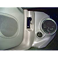 Q Logic Q Forms Kick Panel Enclosures for Buick / Chevrolet / GMC / Oldsmobile / Rainier / Trailblazer / Envoy / Bravada