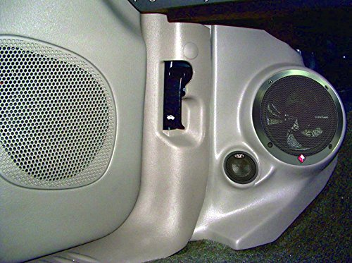 (Q Logic Q Forms Kick Panel Enclosures for Buick / Chevrolet / GMC / Oldsmobile / Rainier / Trailblazer / Envoy / Bravada)