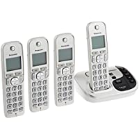 Panasonic KX-TGD224N Expandable Digital Phone With