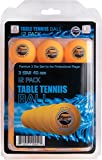 Best Outdoor Ping Pong Tables - Sportly® Table Tennis Ping Pong Balls, 3-Star 40mm Review