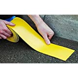 """Road Line Marking Torch-On Permanent 3"""" (75mm) x 5m Long Yellow"""