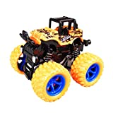 Toy Car for 3 Year Old Boys, Car Toy for 2-6 Year Old Boys Kid Girl Monster Trucks Toy for 6-12 Month Baby Boy Monster Trucks Toy Gift Age 1-4 Birthday Gift for Boy
