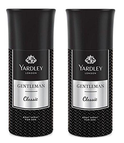 Yardley London Gentleman Body Spray For Men (10 ounce)