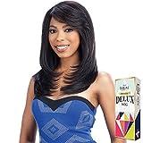 FreeTress Equal Premium Delux Hair Wig - SOFT VOLUME (1B Off Black)