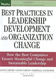 [Best Practices in Leadership Development and Organization Change] How the Best Companies Ensure Meaningful Change and Sustainable Leadership (Essential Knowledge Resource (Hardcover)) ] BY [Carter, Louis]Hardcover